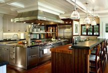Kitchens / by Wesley Poulson