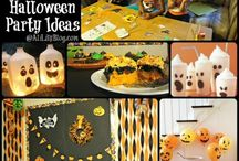 Kids halloween party  / by Fabiola Robles