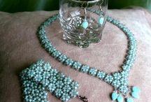 Perlenarbeiten