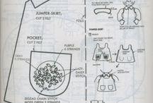 návod šití hračky