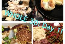#WHOLE30 / My 30 day adventure with strict paleo eating to heal my gut and kick that sugar addiction! / by Valarie Ditto