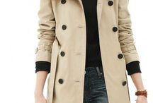 just lovin' trench coat ! / Trechy Coaty