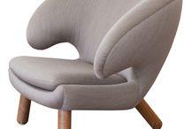 Classic design furniture (mostly danish)