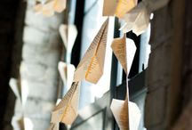Paper Airplane Engagement Shoot