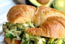 Grab A Sandwich / Great ideas for super sandwiches.