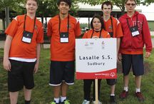 2014 Provincial School Championships Opening and Closing Ceremonies