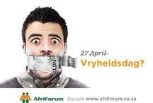 AfriForum designs / AfriForum is a non-governmental organisation, registered as a non-profit company, with the aim of protecting the rights of minorities. While the organisation functions on the internationally recognised principle of the protection of minorities, AfriForum has a specific focus on the rights of Afrikaners as a community living on the southern tip of the continent.