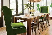 Dining Rooms / by Southern Living