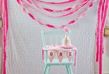 Kinley's 1st Birthday / by Stephanie Strack