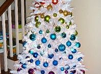 Christmas Tree Ideas / by Heather Peacock