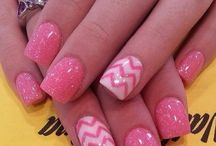 nails-makeup-hair / Girly stuff / by Jessica Morrison