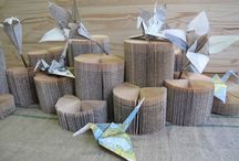 Ideas for my wedding - origami