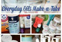 DIY oil stuff