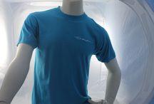 Bordado en camisetas / Fotografías de algunos de nuestros trabajos en el bordado de camisetas. Bordado de logos de distintos tamaños y colores respetando el diseño al 100%.