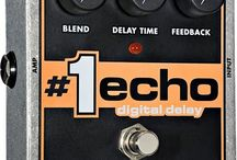 Electro-Harmonix Pedals / by Sam Ash Music