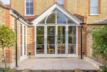 Large property renovation & extension / Victorian terrace property in London
