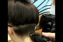 undercut hairtattoo for women / Undercut hair creations for women