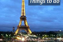 Paris, France / The best pins on Paris, France.