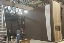 31/3/2017 Fiera di Milano-Salone Internazionale del mobile 2017 / Montage für Messebau Siehr