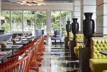 Interiors - Hospitality