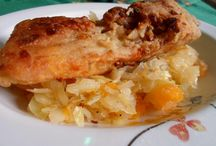 Recepty z rýb - fish food