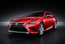 Lexus Sportcoupé RC / Lexus introduces the all-new Lexus Sportcoupé RC. Make sure to read the news: http://bit.ly/1aoJxH2