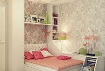 Dekoration und Räume