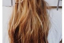 Hairstyles / Some hairstyles I find interesting and I would like to try out myself.
