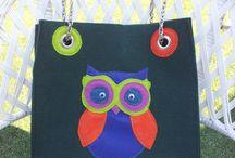 baykuş çanta 1