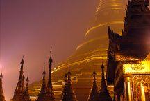Myanmar / ミャンマーの歴史を物語るパゴダ。ミャンマー人の心の支柱でもあります。 そして、ミャンマーは、私が家族帯同で最初に駐在した想い出の場所でもあります。