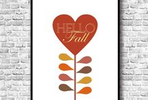 Welcome Fall / by Victoria Polo