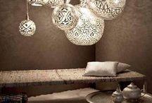 Arabische interieur