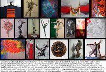 Visual Dance - sztuka inspirowana tańcem - Galeria DAP3 / Visual Dance - Galeria DAP3, Dom Artysty Plastyka, ul. Mazowiecka 11a, Warszawa. Wernisaż 24 kwietnia o g. 18:00. Wystawa będzie czynna do 14 maja 2014r. http://artimperium.pl/wiadomosci/pokaz/248,visual-dance-sztuka-inspirowana-tancem-galeria-dap3#.U02NX_l_uSo