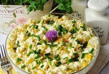 salatka z ryżem