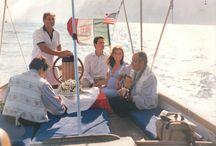 wedding on board sea side of Positano by amalfi charter