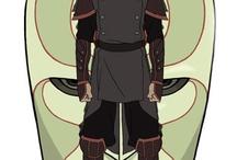 Amon cosplay