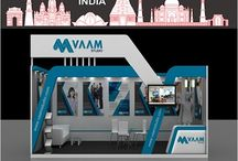 Event stall design and 3D Graphics