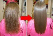 recetas cabello