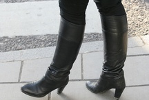 THESE BOOTS WERE MADE FOR STOMPING
