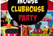 Mickey mouseclubhouse party