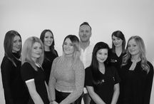 The Green Team / Here at The Green, we are a talented and passionate team of hair and nail specialists that are dedicated to providing our clients with an exceptional salon experience. We have a local reputation for making our clients feel and look fabulous in friendly & luxurious sorroundings.
