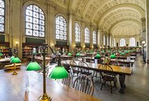 Libraries & Bookstores = Heaven on Earth