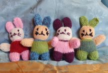 Lapins tricot