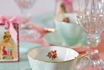 Sparkling Showers &Tea Parties and Your Invited / by Diane Bockus