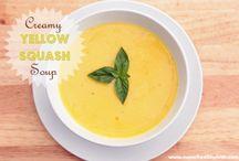 squash recipes