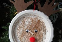 Holiday Toddler Crafts / by Melissa Brown