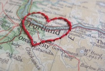 I Love Portland / Love is for Portland, Portland is for love.