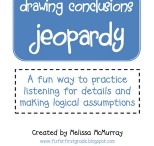 Reading- Drawing Conclusions / by Jessica Wood