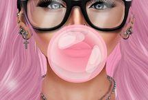 bublle gum