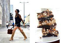 Fashion&Food Looks